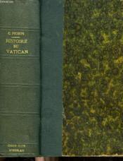 Histoire Du Vatican - Couverture - Format classique