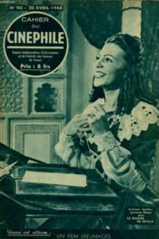 Cahier Du Cinephile N°90 - Le Barbier De Seville - Couverture - Format classique