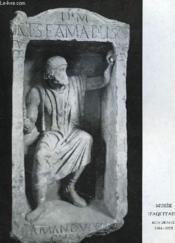 Presentation D'Oeuvres Gallo-Romaines - Couverture - Format classique