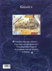 Le neptune t.1 ; a la conquete d'un reve - 4ème de couverture - Format classique