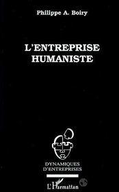 L'Entreprise Humaniste - Intérieur - Format classique