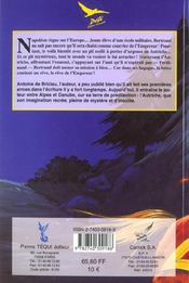 Les Cavaliers Du Reve - 4ème de couverture - Format classique