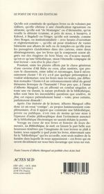 La bibliothèque la nuit - 4ème de couverture - Format classique