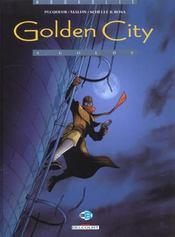 Golden city t.4 ; goldy - Intérieur - Format classique