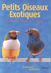 Petits Oiseaux Exotiques - Intérieur - Format classique