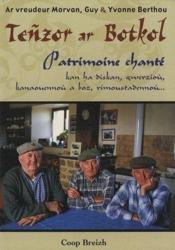 Teñzor botcol ; patrimoine chanté - Couverture - Format classique
