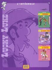 Lucky Luke ; intégrale t.18 - Intérieur - Format classique