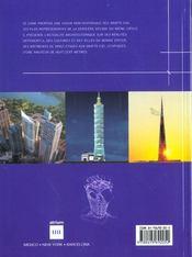Gratte ciel - 4ème de couverture - Format classique