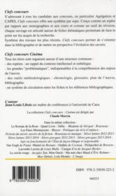 Truffaut ; vivement dimanche ! - 4ème de couverture - Format classique