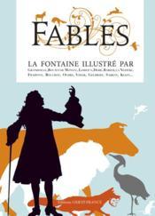 Fables ; La Fontaine illustré par... - Couverture - Format classique