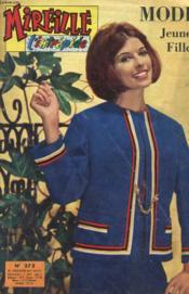 Mireille L'Intrepide - Mode Jeunes Filles - N° 373 Bi-Mensuel - Couverture - Format classique