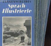 Lot De 24 Revues : Sprach-Illustrierte - Couverture - Format classique