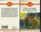 Une Affaire De Seduction - A Woman'S Place - Couverture - Format classique