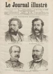 Journal Illustre (Le) N°2 du 11/01/1880 - Couverture - Format classique