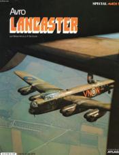 Avro Lancaster - Couverture - Format classique
