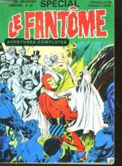 Le Fantome N°18 - Couverture - Format classique