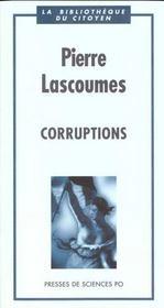Corruptions - Intérieur - Format classique