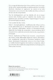 Mecanique Et Comportements Des Milieux Continus Tome 1 Concepts Generaux - 4ème de couverture - Format classique