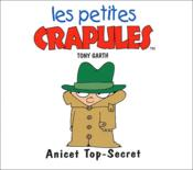 Anicet Top Secret - Couverture - Format classique