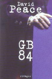 Gb 84 - Intérieur - Format classique
