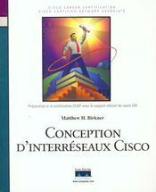 Cisco Conception D'Interreseaux - Intérieur - Format classique