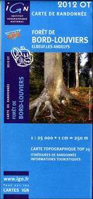 Forêt de Bord - Louviers ; 2012 OT - Intérieur - Format classique