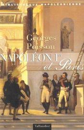 Napoleon 1er Et Paris - Intérieur - Format classique