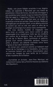 Le Fruit De Nos Entrailles - 4ème de couverture - Format classique