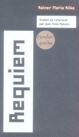 Requiem - Intérieur - Format classique