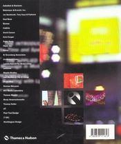 Typographisme. La Lettre Et Le Mouvement - 4ème de couverture - Format classique