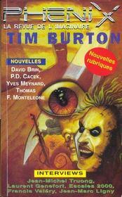 Phénix, numéro 54, Tim Burton - Intérieur - Format classique