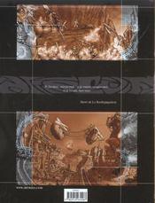 Shaman T.1 ; L'Eveil - 4ème de couverture - Format classique
