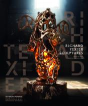 Vente livre :  Richard Texier, sculptures  - Collectif
