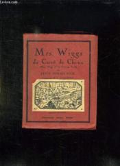 Mrs Wiggs Du Carre De Choux. - Couverture - Format classique
