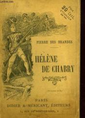 Helene De Chabry - Couverture - Format classique