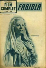 Tous Les Jeudis - Film Complet N° 189 - Fabiola - Couverture - Format classique