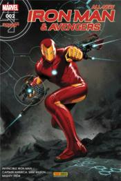 Vente livre :  All-New Iron Man & Avengers N.2  - Collectif