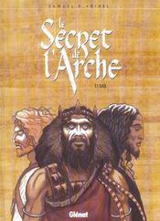 Le secret de l'arche t.1 ; Saül - Intérieur - Format classique