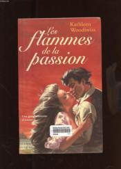 Les Flammes De La Passion - Couverture - Format classique
