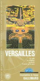 Versailles - Intérieur - Format classique