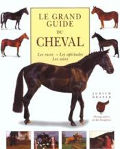 Le grand livre du cheval - Couverture - Format classique