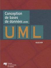 Conception de bases de données avec UML - Intérieur - Format classique