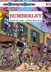 Les tuniques bleues t.15 ; Rumberley - Intérieur - Format classique