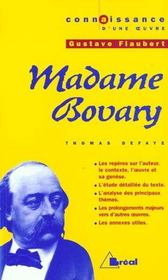 Madame Bovary - Flaubert - Intérieur - Format classique