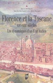 Florence Et La Toscane - Intérieur - Format classique