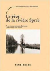 Le rêve de la rivière sprée - Intérieur - Format classique
