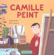 Camille Peint - Intérieur - Format classique