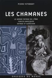 Ev-Les Chamanes - Couverture - Format classique