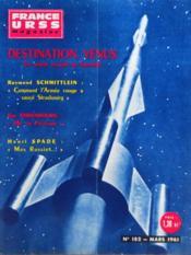 France Urss Magazine N°182 du 01/03/1961 - Couverture - Format classique