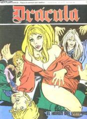 Dracula N° 37 El Haren Del Vampiro. Texte En Espagnol. Bande Dessinee Pour Adultes. - Couverture - Format classique